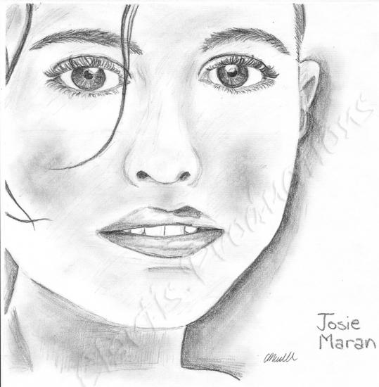 Josie Maran por theclartis